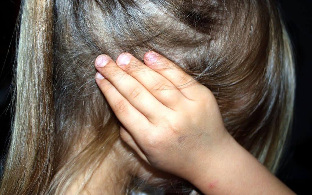 Häusliche Gewalt in Familien